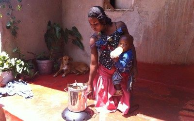 Vanessa's efforts for a healthier Haiti