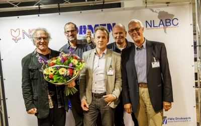 De Mobiele Fabriek wint Latin America Trade Award of Distinction 2015