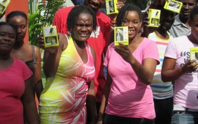 Waka Waka voor Haïti