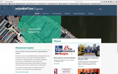 Orkaan Matthew aanleiding voor donatie Momentum Capital